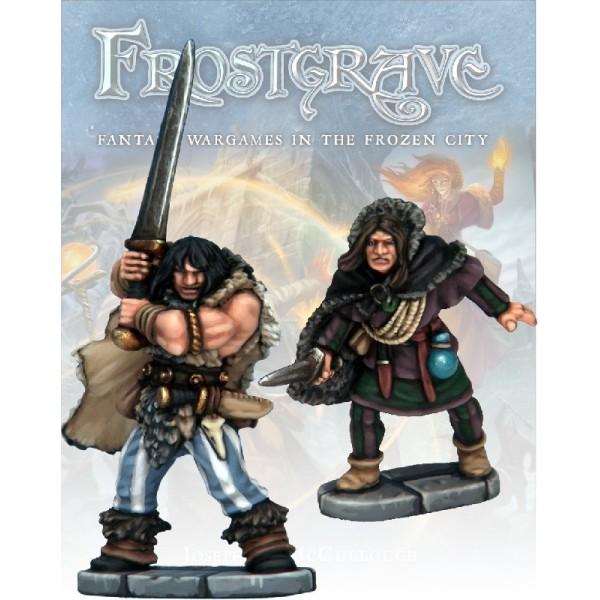 Frostgrave - Thief & Barbarian