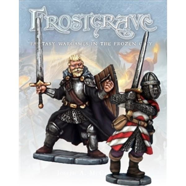 Frostgrave - Knight & Templar