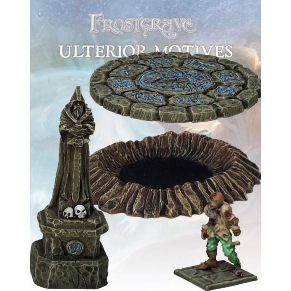 Frostgrave - Ulterior Motives Red Herrings I