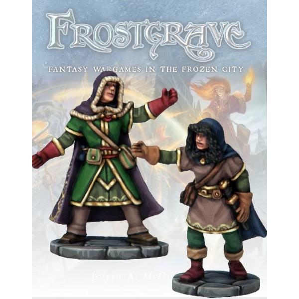 Frostgrave - Illusionist and Apprentice