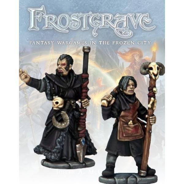 Frostgrave - Necromancer and Apprentice