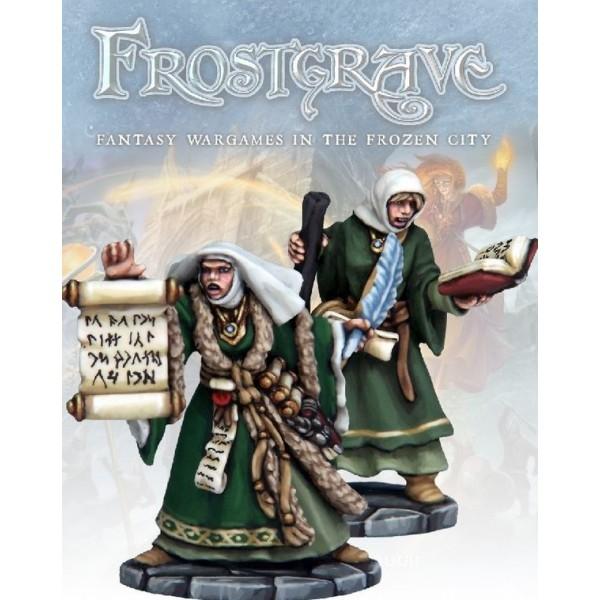 Frostgrave - Sigilist and Apprentice