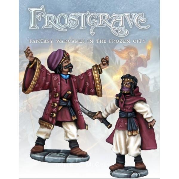 Frostgrave - Summoner and Apprentice