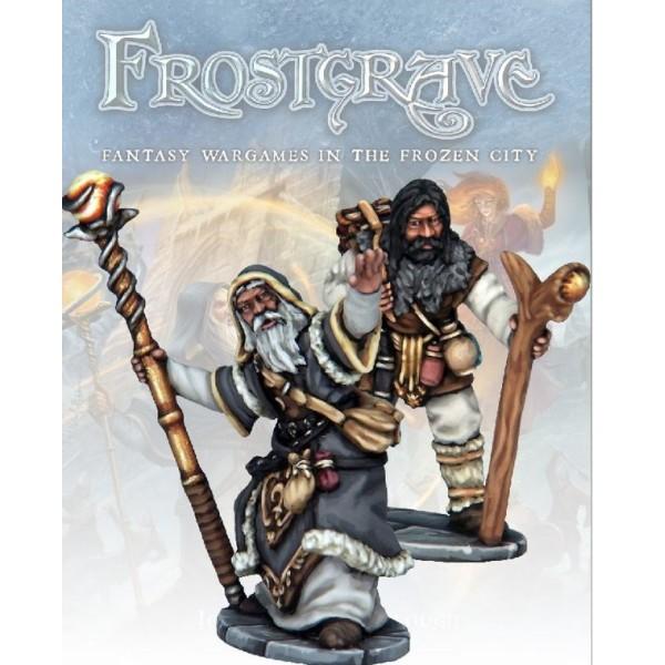Frostgrave - Thaumaturge & Apprentice