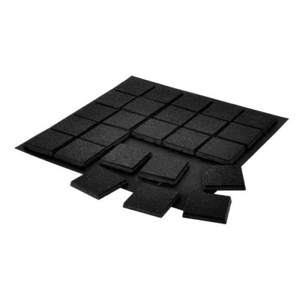 Gale force 9 Magnetic Bases - 25 x 25mm Square bases