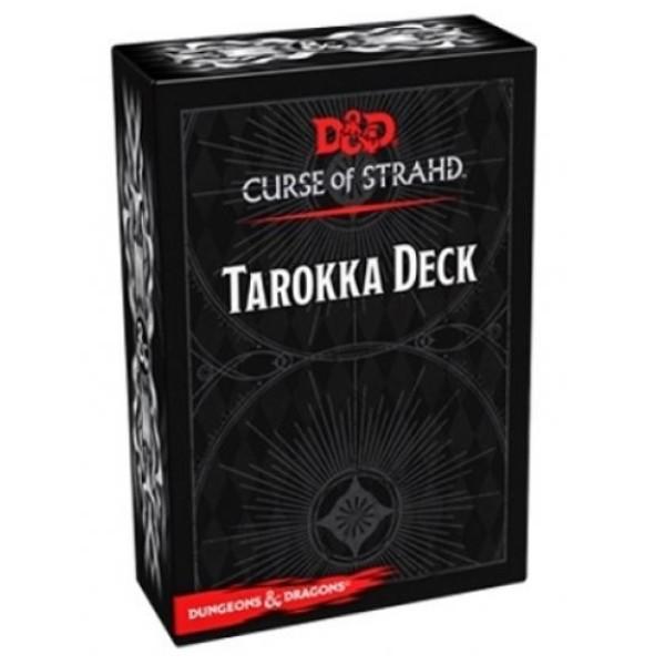 D&D - Spellbook Cards - Tarokka Deck
