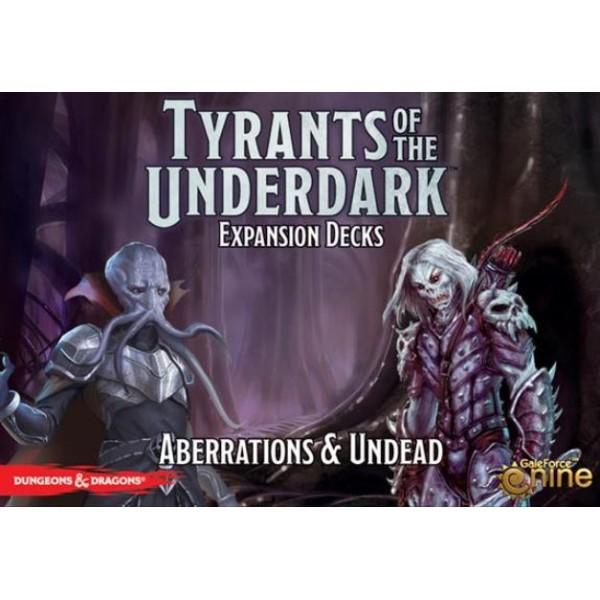D&D - Tyrants of the Underdark Expansion Deck - Aberrations & Undead
