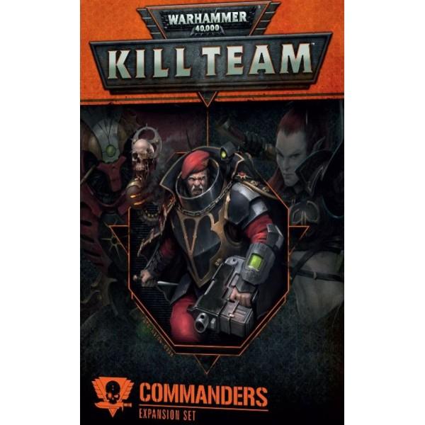 Warhammer 40K - Kill Team - Commanders Expansion Set