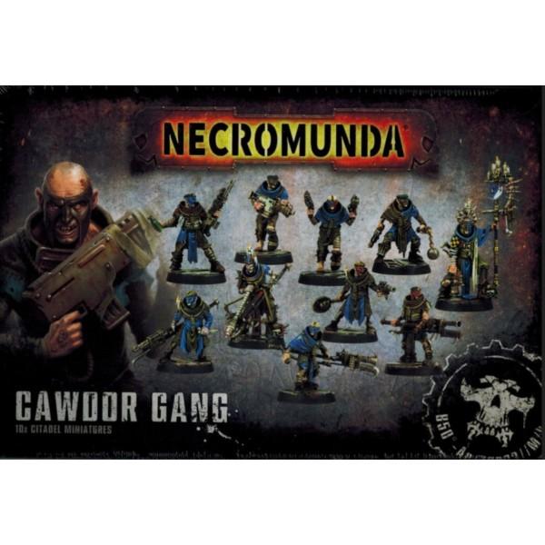 Necromunda - Cawdor Gang