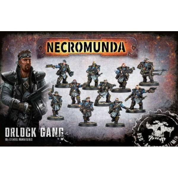 Necromunda - Orlock Gang