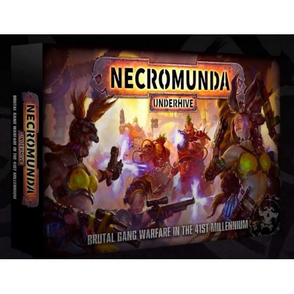 Necromunda - Underhive - Boxed Game
