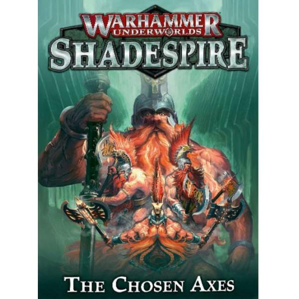 Warhammer Underworlds - The Chosen Axes