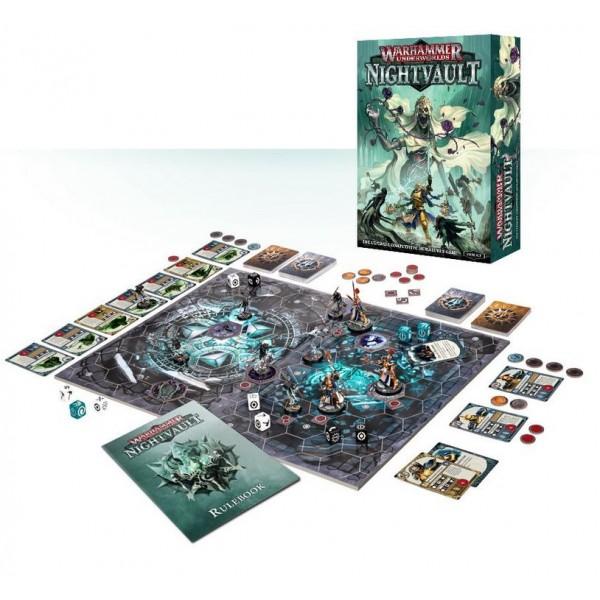 Warhammer Underworlds - Nightvault - Competitive Miniatures Skirmish Game