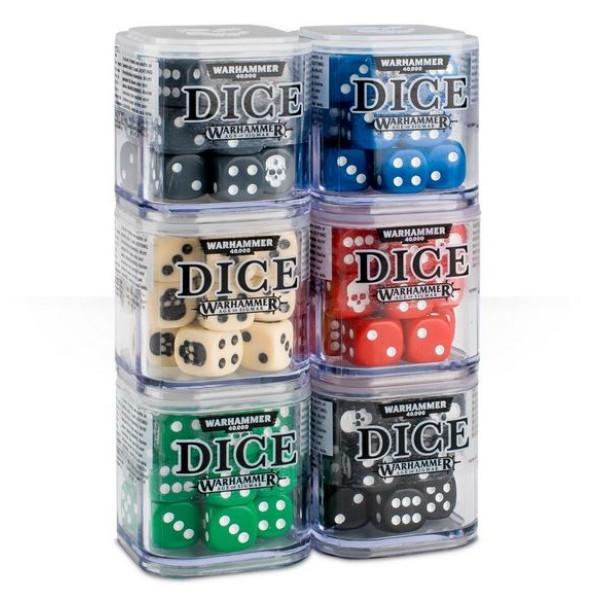 Games Workshop - Dice Cube (Random Colour)