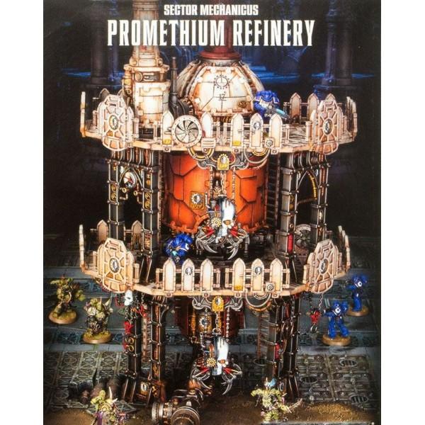 Games Workshop - 40K Terrain - Promethium Refinery