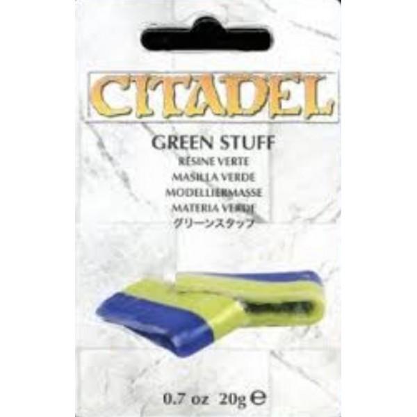 Games Workshop - Citadel - Green Stuff Modelling Putty