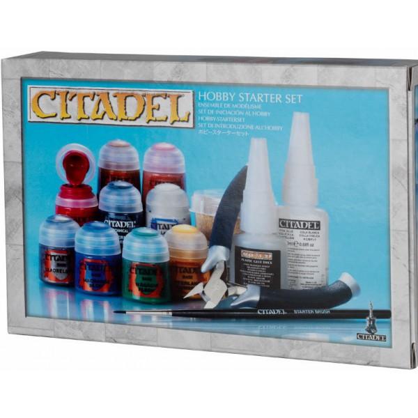 Games Workshop - Citadel Hobby Starter Set