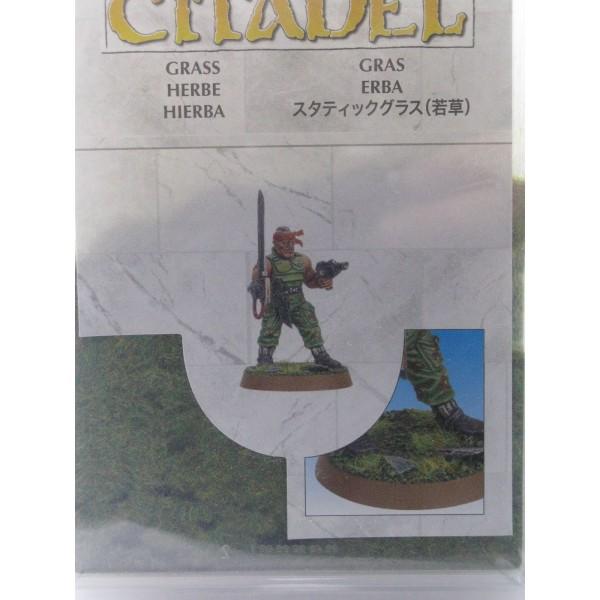 Games Workshop - Citadel Grass