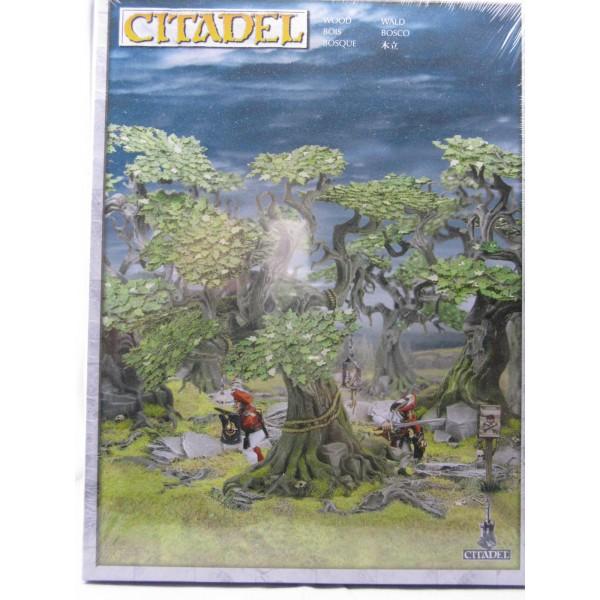 Games Workshop - Citadel - Wood