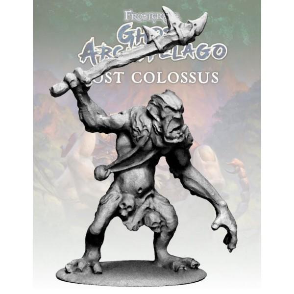 Frostgrave - Ghost Archipelago - Island Troll