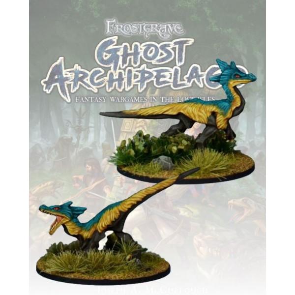 Frostgrave - Ghost Archipelago - Saurian Stalkers