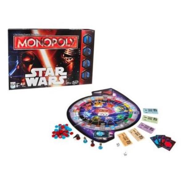 Monopoly - Star Wars episode VII