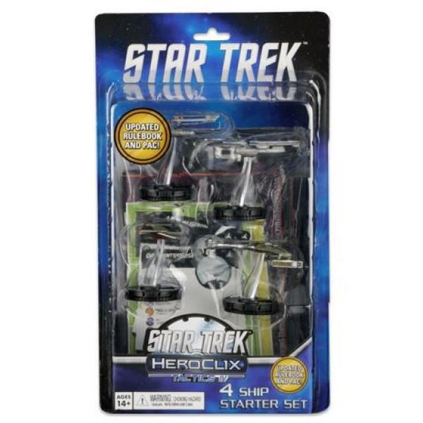 Heroclix - Star Trek - Tactics Series IV - Starter Set