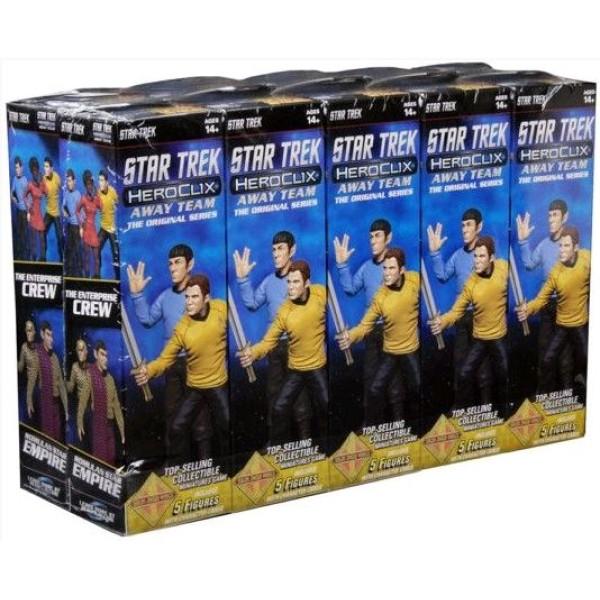 Heroclix - Star Trek - Original Series - Booster Brick (Brick of 10)