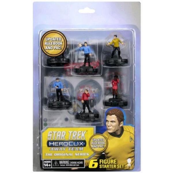 Heroclix - Star Trek - Original Series - Starter Pack
