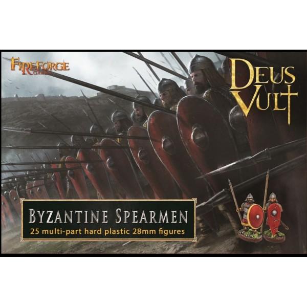 Fireforge Games - Byzantine Spearmen