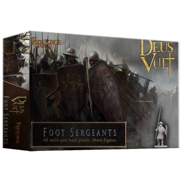 Fireforge Games - Foot Sergeants (48 foot figures)
