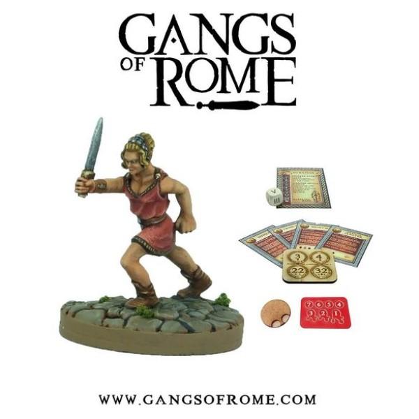 Gangs of Rome - Fighter Decimus