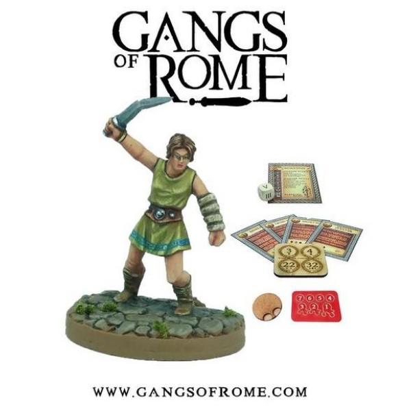 Gangs of Rome - Fighter Sextus