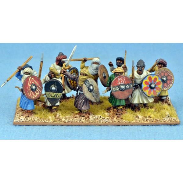 Gripping Beast - Arab Spearmen and Archers