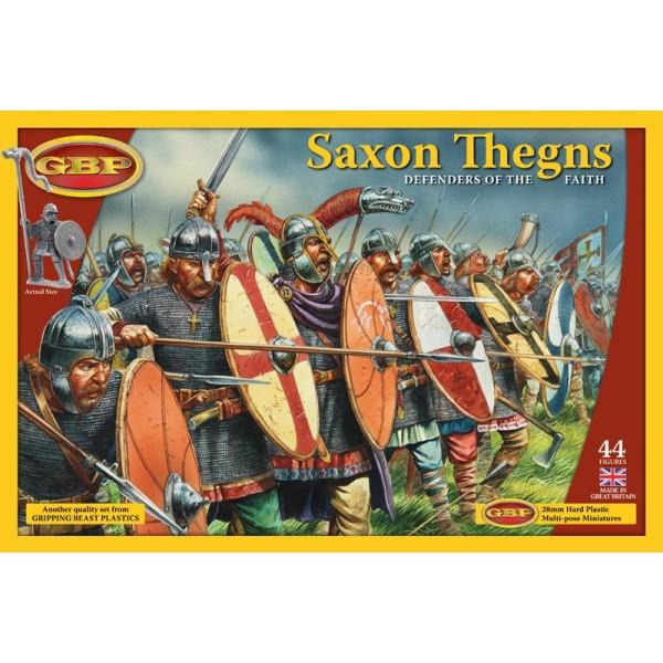 Gripping Beast - Plastic Saxon Thegns