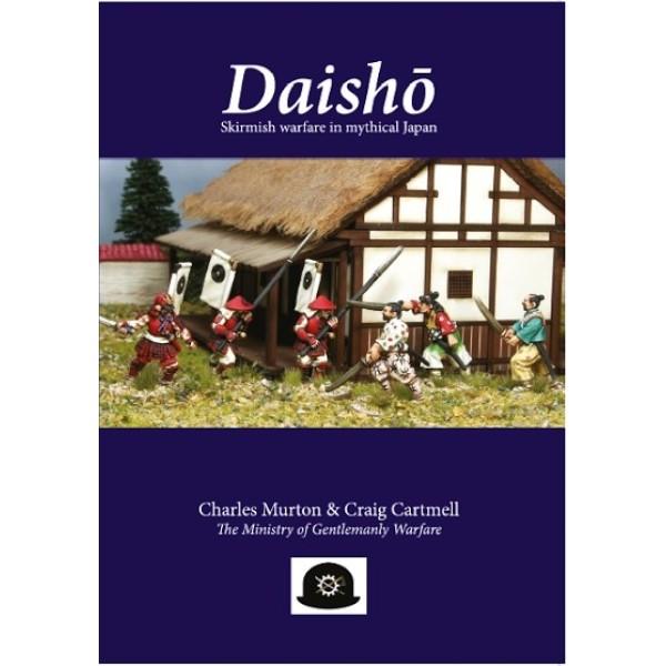 Daisho - Skirmish Wargaming in Mystical Japan