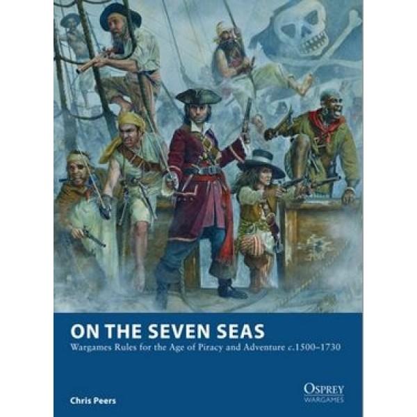 Osprey - On the Seven Seas