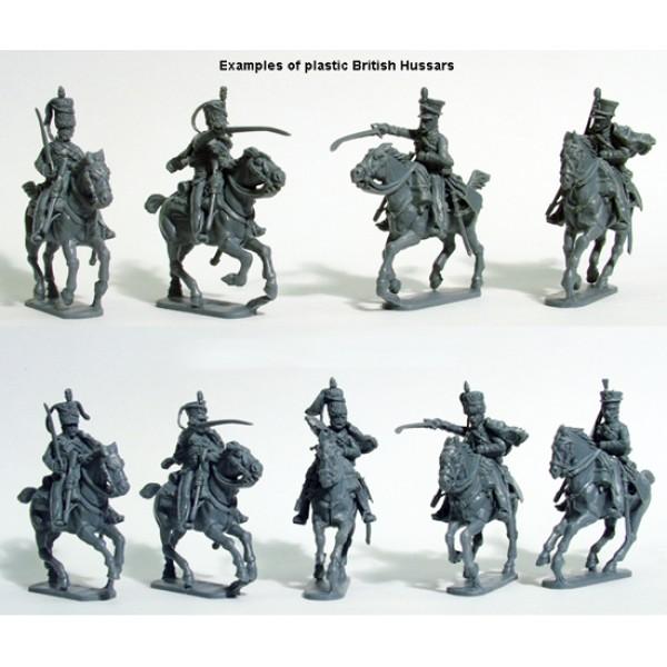 Perry Miniatures - British Napoleonic Hussars 1808-1815
