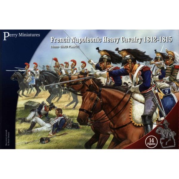 Perry Miniatures - French Napoleonic Heavy Cavalry 1812-1815