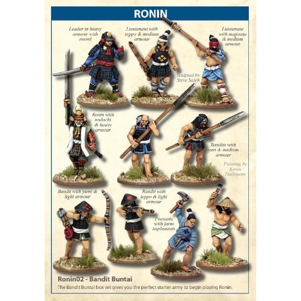 Ronin - Bandit Buntai
