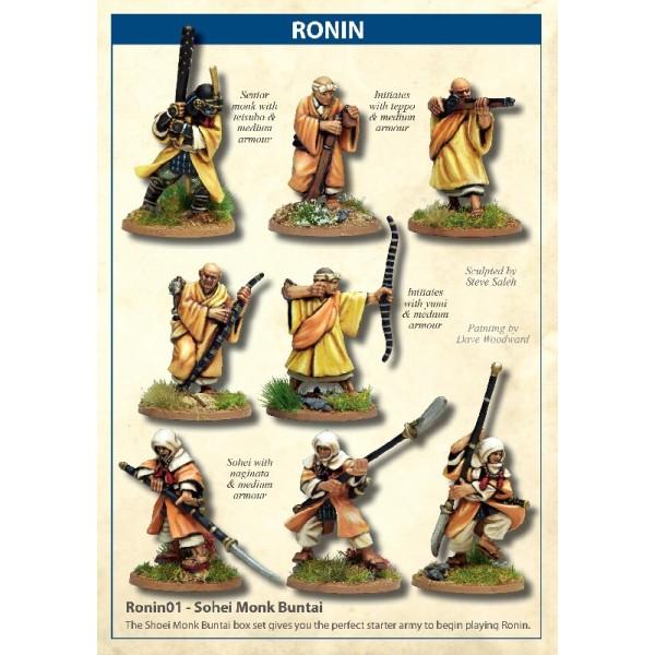 Ronin - Sohei Monk Buntai