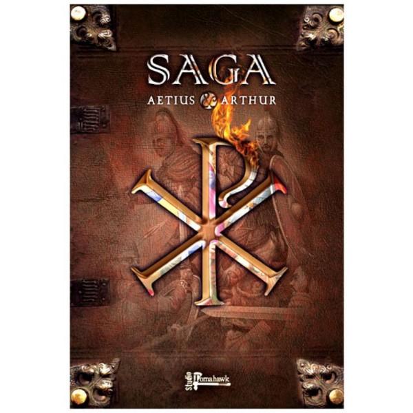 SAGA - 2nd Edition - Aetius and Arthur Supplement