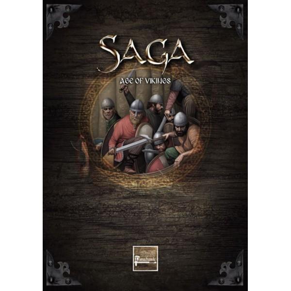 SAGA - 2nd Edition - Age Of Vikings