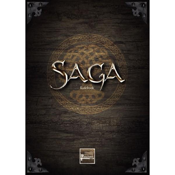 SAGA - 2nd Edition - Rulebook
