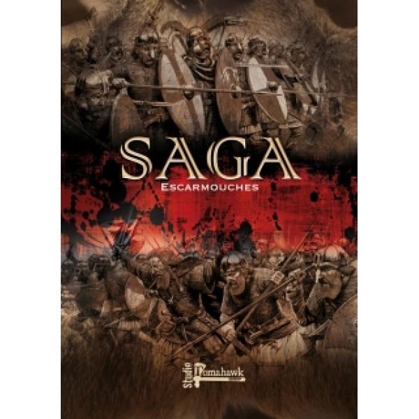 Saga - Rulebook (1st Edition Clearance)
