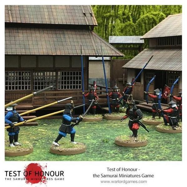 Test Of Honour - Samurai Warband