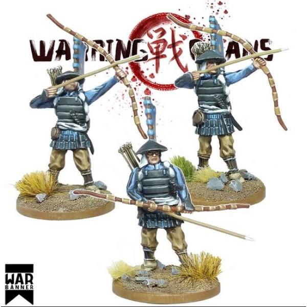 WarBanner - Ashigaru with Yumi (bow) 2