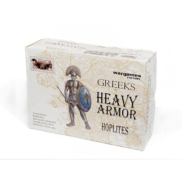 Wargames Factory - Greek Hoplites Heavy Armour