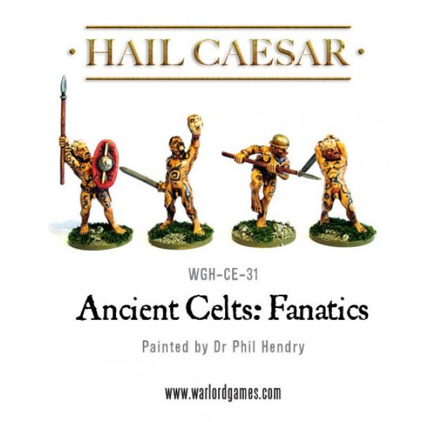 Warlord Games - Celtic Naked Fanatics