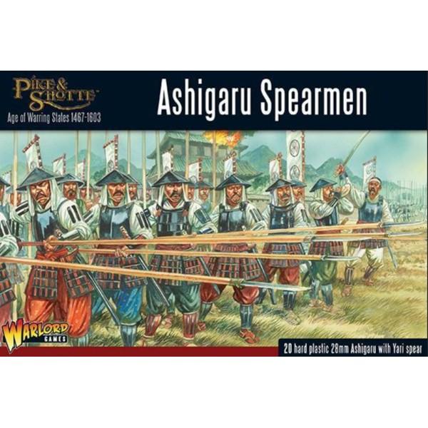 Warlord Games - Ashigaru Spearmen